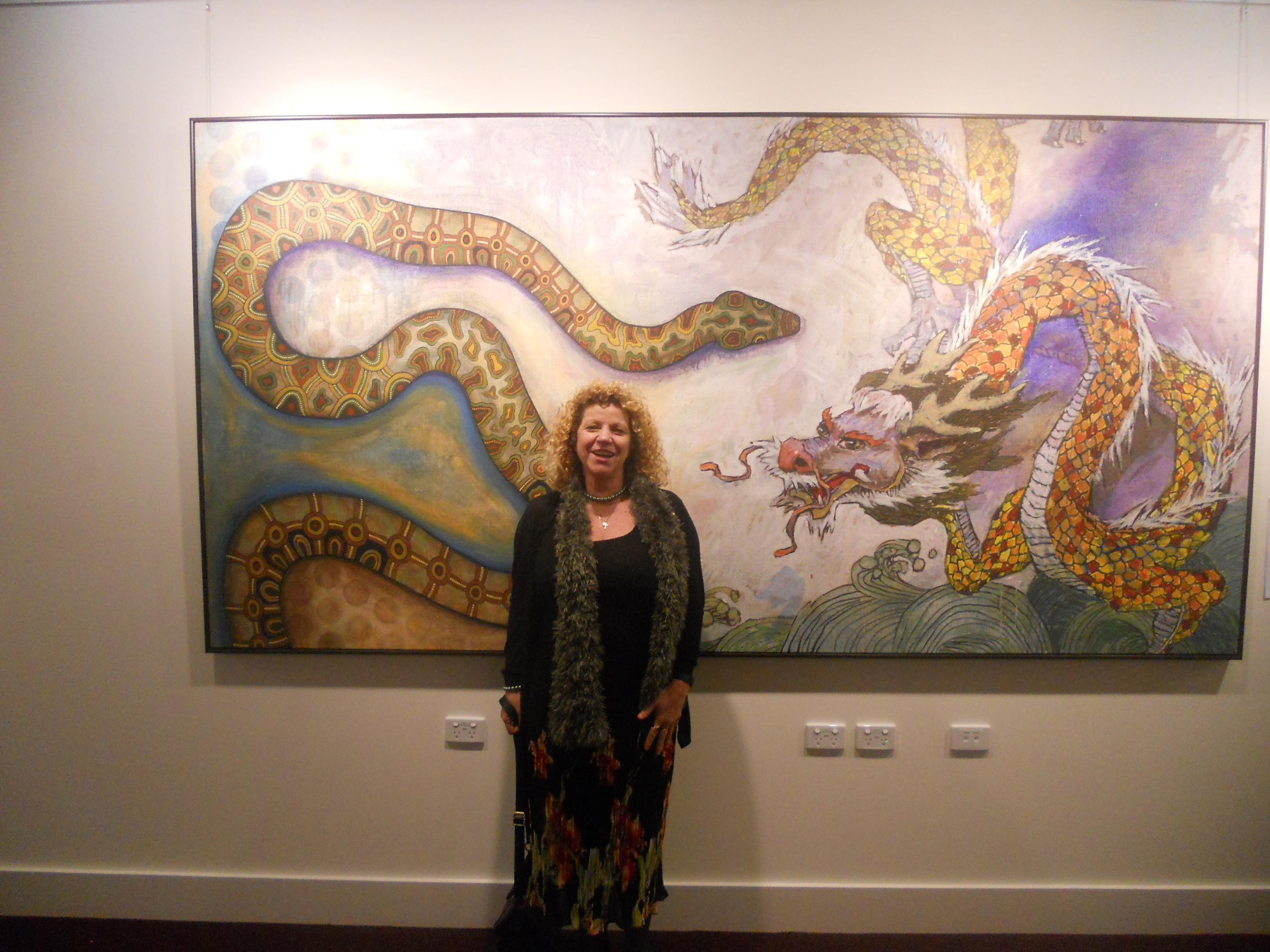 ECU opening Indigenous Art & Culture 29 june 2012 008