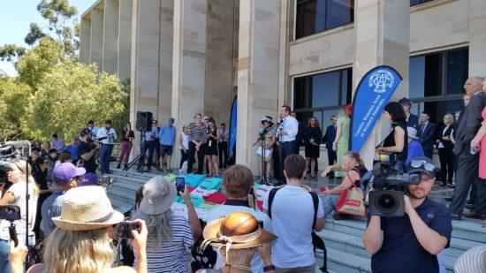 reverse education funding cuts by WA McGowan Labor government